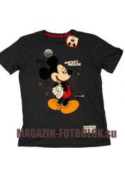 мужская футболка с микки маусом