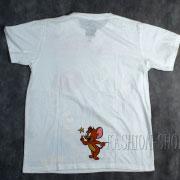 футболки том и джерри