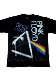 Pink Floyd футболка Dark Side Graffiti