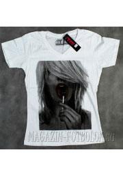 Секси футболка женская Sweety Blondie