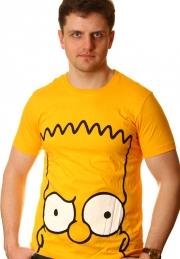 Барт Симпсон футболка