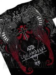 ufc футболка xzavier la defined