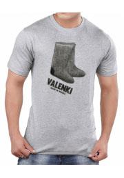 valenki - футболка из россии с любовью