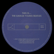 винил битлз - the beatles with tony sheridan