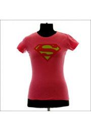 Винтажная футболка Superman женская