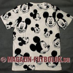 футболка с микки маусом мужская