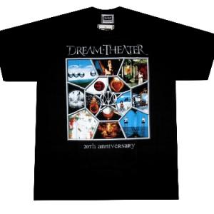 юбилейная футболка dream theater