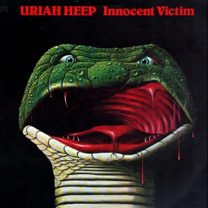 пластинка uriah heep innocent victim