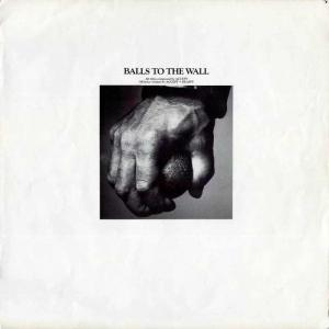 винил accept balls to the wall