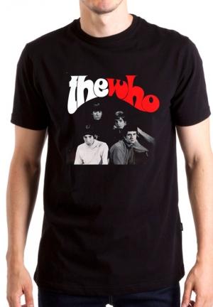 Футболка The Who Album