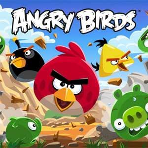 Видео игра Angry Birds