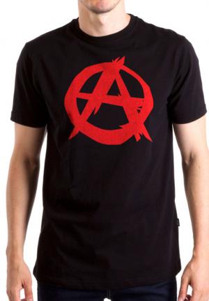 футболка анархия