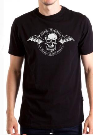 футболка avenged sevenfold logo