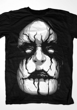 футболка black metal