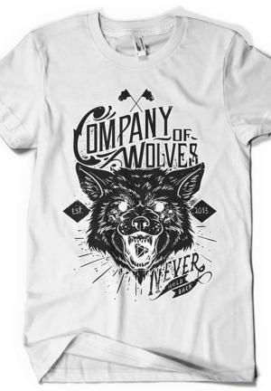 футболка company of wolves