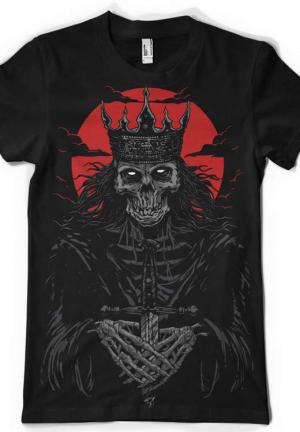 футболка dead king