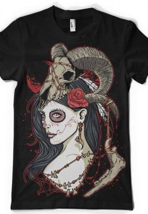 футболка dead queen