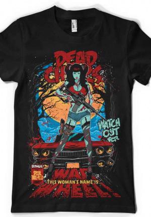 футболка dead chicks