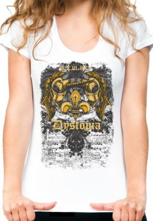 футболка dystopia