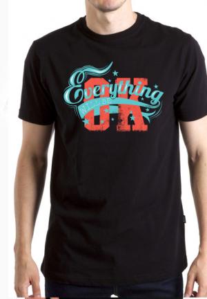 футболка everything will be ok