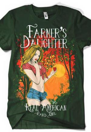 футболка farmers daughter