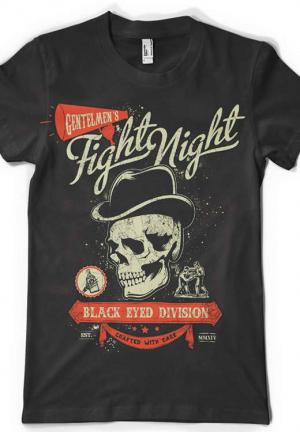 футболка fight night