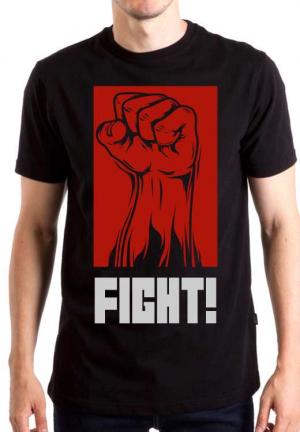 футболка fight