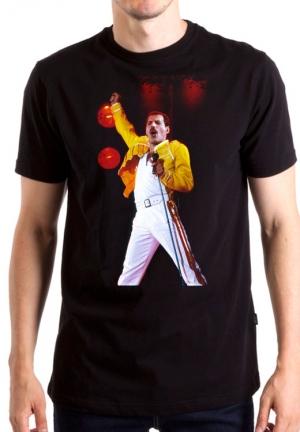 футболкa freddie mercury