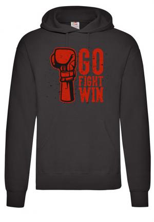 худи go fight win hoodie