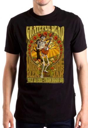 футболка greatfuldead from noon on