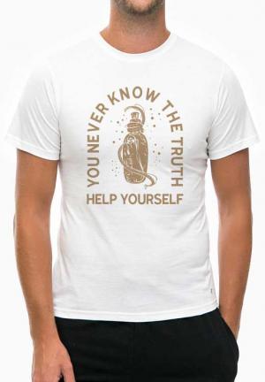 футболка help yourself