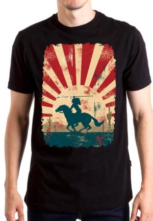 футболка indian horse