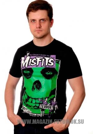 футболка misfits terror