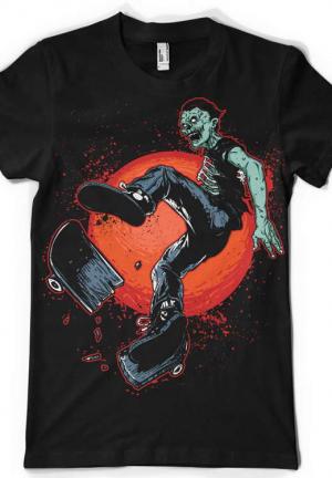 футболка moon ride