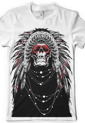 футболка native