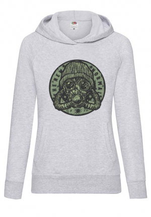 худи new normal hoodie grey girls