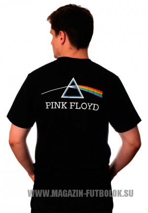 футболка pink floyd big moon