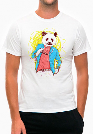 Футболка Panda Bear