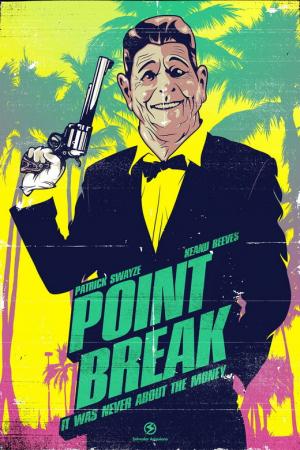 постер point break poster
