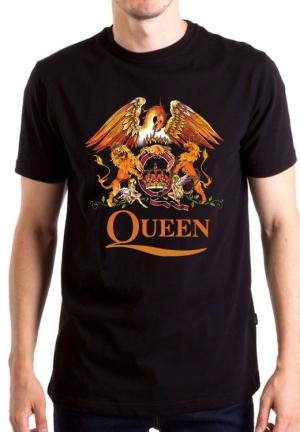 футболкa queen big logo