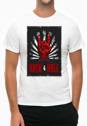 Футболка Rock-n-Roll-hand