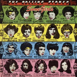 постер rolling stones some girls poster