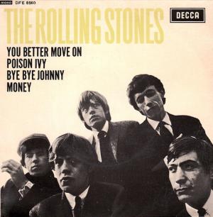 постер rolling stones decca poster