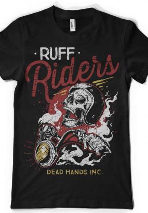 футболка ruff riders