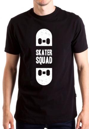 футболка skater squad