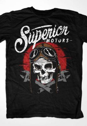 футболка superior