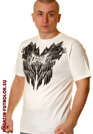 футболка tapout thunder struck