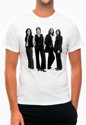 Футболка Beatles Apple Music
