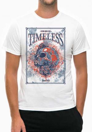 футболка timeless skull