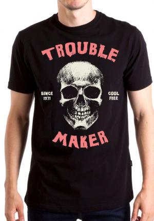 футболка trouble maker
